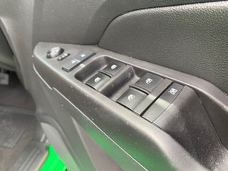 2016 Holden Colorado RG MY16 Z71 Crew Cab Green 6 Speed Sports Automatic Utility