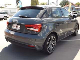 2015 Audi A1 8X MY16 Sportback S Tronic Grey 7 Speed Sports Automatic Dual Clutch Hatchback.