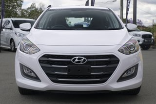 2015 Hyundai i30 GD3 Series II MY16 Active DCT Polar White 7 Speed Sports Automatic Dual Clutch