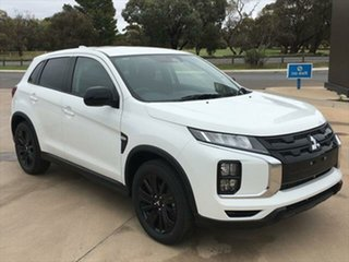 2020 Mitsubishi ASX XD MY20 MR 2WD White 1 Speed Constant Variable Wagon.
