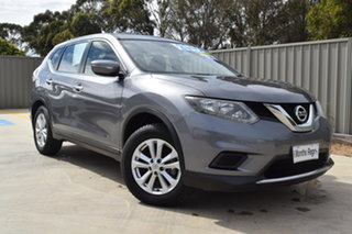 2014 Nissan X-Trail T32 TS X-tronic 2WD Silver 7 Speed Constant Variable Wagon.