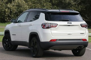 2020 Jeep Compass M6 MY20 Night Eagle FWD Vocal White 6 Speed Automatic Wagon.