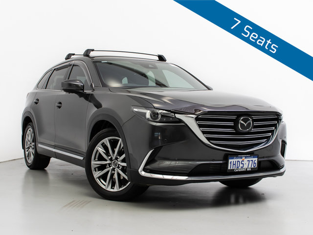 Used Mazda CX-9 MY16 Azami (AWD), 2017 Mazda CX-9 MY16 Azami (AWD) Grey 6 Speed Automatic Wagon