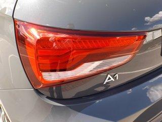2015 Audi A1 8X MY16 Sportback S Tronic Grey 7 Speed Sports Automatic Dual Clutch Hatchback