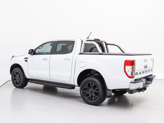 2018 Ford Ranger PX MkIII MY19 XLT 3.2 (4x4) White 6 Speed Automatic Double Cab Pick Up