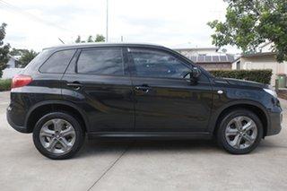 2016 Suzuki Vitara LY RT-S 2WD Black 6 Speed Sports Automatic Wagon.