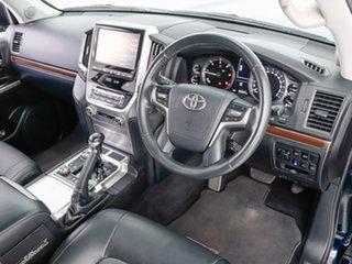 2016 Toyota Landcruiser VDJ200R MY16 VX (4x4) Blue 6 Speed Automatic Wagon