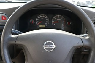 2013 Nissan Patrol GU 6 Series II DX White 5 speed Manual Cab Chassis