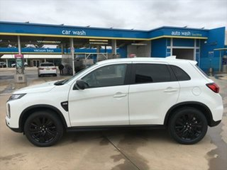 2020 Mitsubishi ASX XD MY20 MR 2WD White 1 Speed Constant Variable Wagon