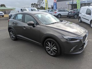 2016 Mazda CX-3 DK2W7A sTouring SKYACTIV-Drive Titanium 6 Speed Sports Automatic Wagon.