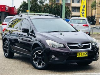 2012 Subaru XV G4X MY12 2.0i-S Lineartronic AWD Purple 6 Speed Constant Variable Wagon.