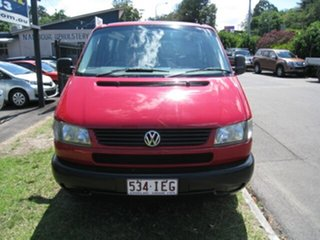 2003 Volkswagen Kombi 70C Red 5 Speed Manual Van.