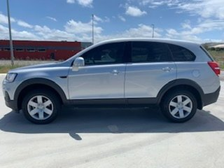 2016 Holden Captiva CG MY16 LS 2WD Silver 6 Speed Sports Automatic Wagon
