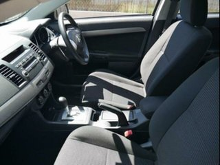 2011 Mitsubishi Lancer CJ MY11 ES Silver 6 Speed CVT Auto Sequential Sedan