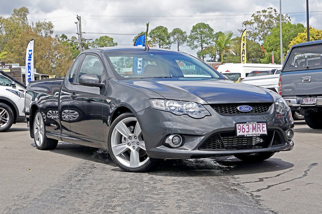 Used Ford Falcon FG XR6 Ute Super Cab Turbo, 2009 Ford Falcon FG XR6 Ute Super Cab Turbo Ego 6 Speed Sports Automatic Utility