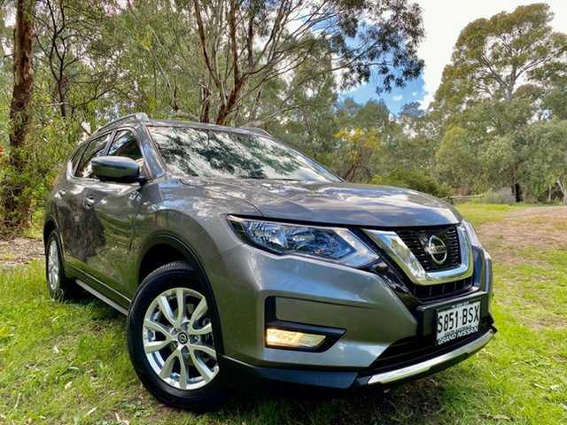 Used Nissan X-Trail T32 Series II ST-L X-tronic 2WD, 2017 Nissan X-Trail T32 Series II ST-L X-tronic 2WD Grey 7 Speed Constant Variable Wagon