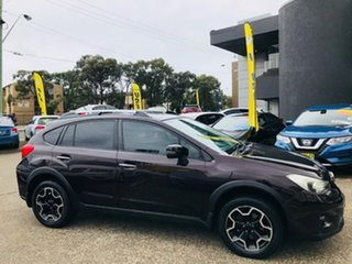 2012 Subaru XV G4X MY12 2.0i-S Lineartronic AWD Purple 6 Speed Constant Variable Wagon
