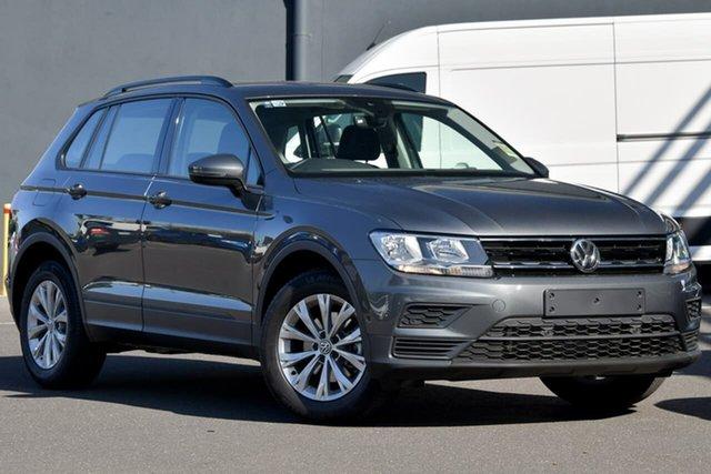 New Volkswagen Tiguan 5N MY20 110TSI DSG 2WD Trendline, 2020 Volkswagen Tiguan 5N MY20 110TSI DSG 2WD Trendline Grey 6 Speed Sports Automatic Dual Clutch