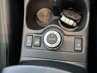 2017 Nissan X-Trail TI Blue Automatic Wagon