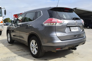 2014 Nissan X-Trail T32 TS X-tronic 2WD Silver 7 Speed Constant Variable Wagon