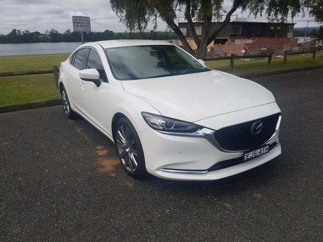 Demo Mazda 6 GT Taree, Demo MAZDA6 R 6AUTO SEDAN GT