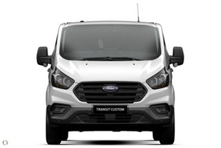 2020 Ford Transit Custom VN 2020.50MY 340L (Low Roof) White 6 Speed Automatic Double Cab Van.