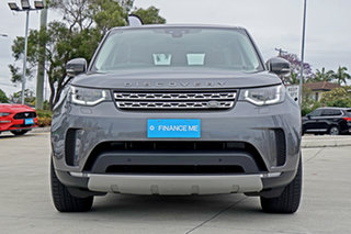 2017 Land Rover Discovery Series 5 L462 MY17 HSE Grey 8 Speed Sports Automatic Wagon.