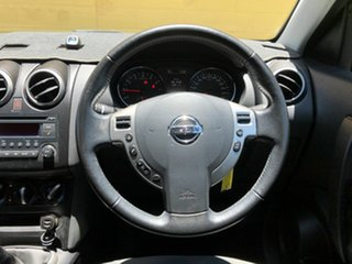 2013 Nissan Dualis J10W Series 4 MY13 ST Hatch 2WD Grey 6 Speed Manual Hatchback