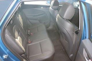 2020 Hyundai Tucson TL4 MY21 Active X 2WD Aqua Blue 6 Speed Automatic Wagon