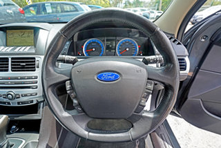 2009 Ford Falcon FG XR6 Ute Super Cab Turbo Ego 6 Speed Sports Automatic Utility