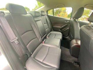 2017 Mazda 3 BN5278 Touring SKYACTIV-Drive Sonic Silver 6 Speed Sports Automatic Sedan