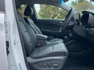 2020 Hyundai Tucson TL3 MY21 Elite 2WD Pure White 6 Speed Automatic Wagon