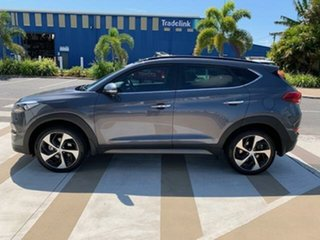 2015 Hyundai Tucson TLE Highlander AWD Grey 6 Speed Sports Automatic Wagon