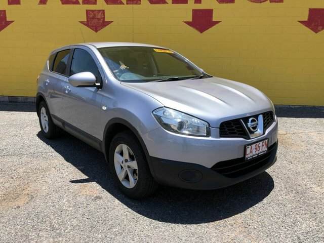 Used Nissan Dualis J10W Series 4 MY13 ST Hatch 2WD Winnellie, 2013 Nissan Dualis J10W Series 4 MY13 ST Hatch 2WD Grey 6 Speed Manual Hatchback