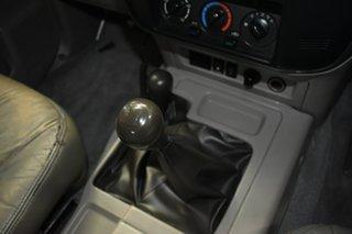 2003 Nissan Patrol GU III ST-L (4x4) Gold 5 Speed Manual Wagon