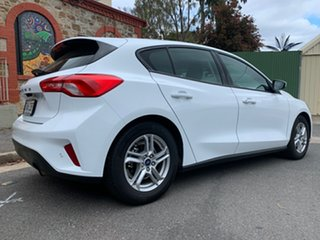 2019 Ford Focus SA 2019.25MY Ambiente Frozen White 6 Speed Automatic Hatchback.