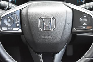 2018 Honda Civic 10th Gen MY18 VTi-S Blue 1 Speed Constant Variable Hatchback