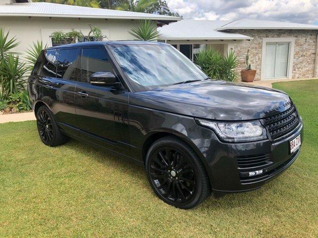 Used Land Rover Range Rover LG MY15.5 Vogue SE SDV8 Morayfield, 2015 Land Rover Range Rover LG MY15.5 Vogue SE SDV8 Grey 8 Speed Automatic Wagon