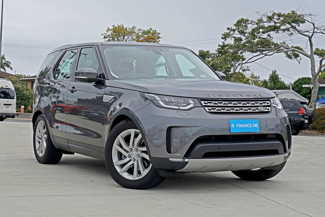 Used Land Rover Discovery Series 5 L462 MY17 HSE Capalaba, 2017 Land Rover Discovery Series 5 L462 MY17 HSE Grey 8 Speed Sports Automatic Wagon