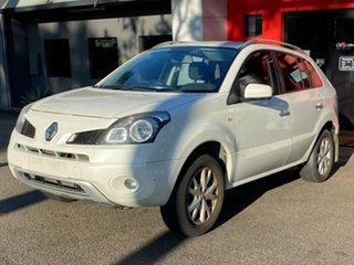 2009 Renault Koleos H45 Dynamique 6 Speed Manual Wagon