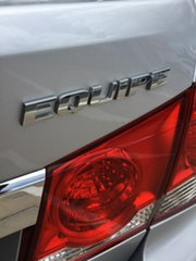 2016 Holden Cruze JH Series II MY16 Equipe Silver 6 Speed Sports Automatic Sedan