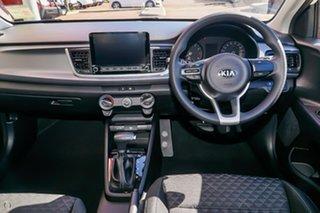 2020 Kia Rio YB MY21 S White 6 Speed Automatic Hatchback