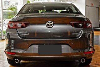 2019 Mazda 3 BP2SL6 G25 SKYACTIV-MT Evolve Grey 6 Speed Manual Sedan