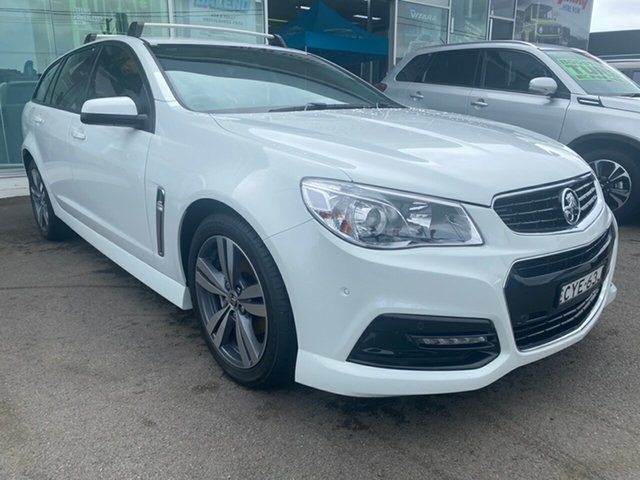 Used Holden Commodore  , 2015 Holden Commodore White Automatic Wagon
