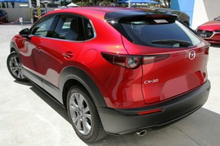 2021 Mazda CX-30 DM2WLA G25 SKYACTIV-Drive Touring Soul Red Crystal 6 Speed Sports Automatic Wagon.