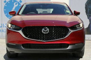 2021 Mazda CX-30 DM2WLA G25 SKYACTIV-Drive Touring Soul Red Crystal 6 Speed Sports Automatic Wagon