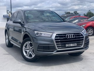 2019 Audi Q5 FY MY19 40 TDI S Tronic Quattro Ultra design Grey 7 Speed Sports Automatic Dual Clutch.