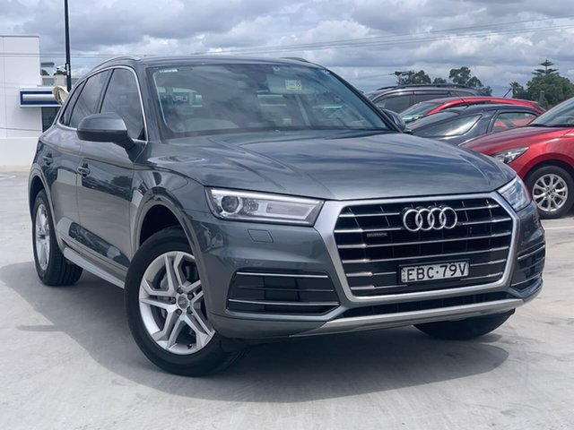 Used Audi Q5 FY MY19 40 TDI S Tronic Quattro Ultra design Liverpool, 2019 Audi Q5 FY MY19 40 TDI S Tronic Quattro Ultra design Grey 7 Speed Sports Automatic Dual Clutch