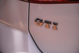 2018 Volkswagen Golf 7.5 MY18 GTI DSG Original White 6 Speed Sports Automatic Dual Clutch Hatchback