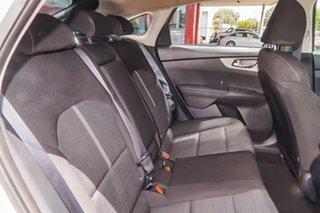 2020 Kia Cerato BD Sport White Sports Automatic Hatchback
